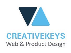 Creative Keys Logo